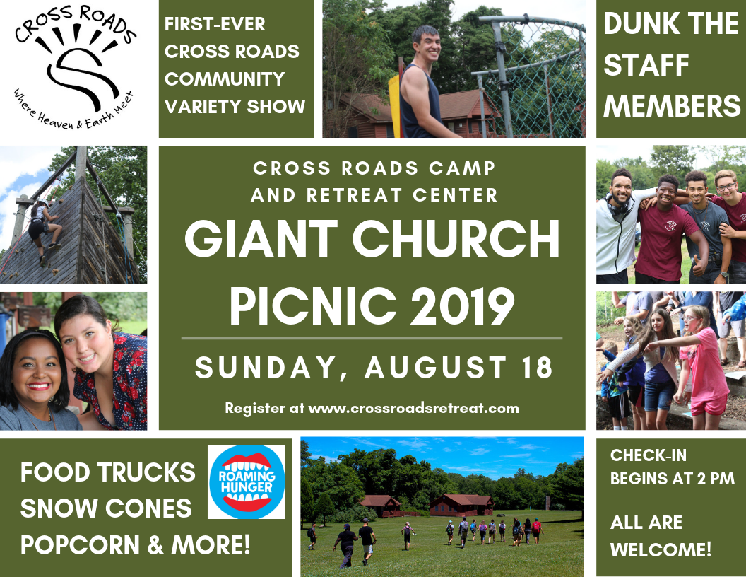 Giant Church Picnic 2019
