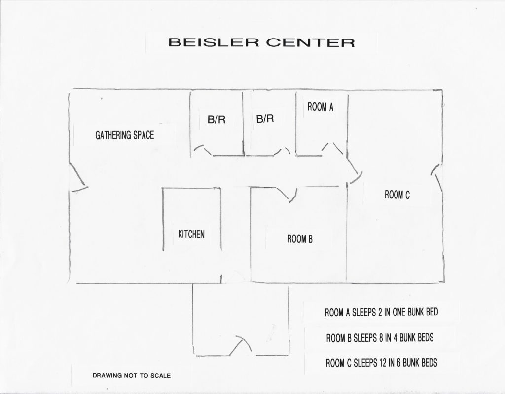 Beisler Center Floorplan