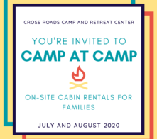 camp at camp insta