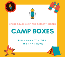Copy of Copy of Welcome to Camp in a Box!