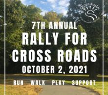 Rally for cross Roads 2021